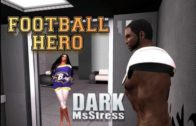 Dark MsStress – 'Football Hero' (TG TF Animation)