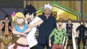 Lucy and Gray switch bodies – English DUB