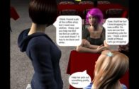 Missadventures at the Mall:  Chapter Two