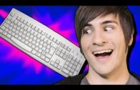 Smosh : MAGIC KEYBOARD!