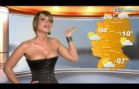 TG Weather Girl – Part 4 – by TG Creation