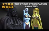 Star Woes – The Force Feminization Awakens (TG TF Animation)