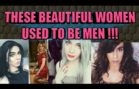 These Beautiful Women used to be Men | Crossdressers | Transgenders | Trap | Transsexuals