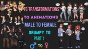 Welcome Gift – TG Transformation Stories (mtf transformation)