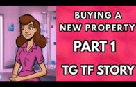 Buying a New Property Part 1 – Tg Transformation Story | Tg Tf | Male to Female | Forced Fem Comic