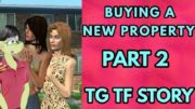 Buying a New Property Part 2 – Tg Transformation Story   Tg Tf   Male to Female   Forced Fem Comic