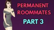 Permanent Roommates Part 3 – Tg Transformation Story | Male to Female Transformation | Tg Tf Comic.