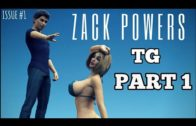 Zack Powers Part 1 – Tg Transformation Story | tg tf | Male to Female Transformation Story.
