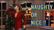Naughty or Nice – Tg Transformation Story | tg tf | Male to Female  Transition !!