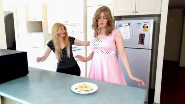 Fairy cakes have a strange effect on people – comedy – crossdresser videos