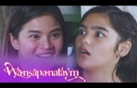 Wansapanataym: Louie reveals his secret to Tori